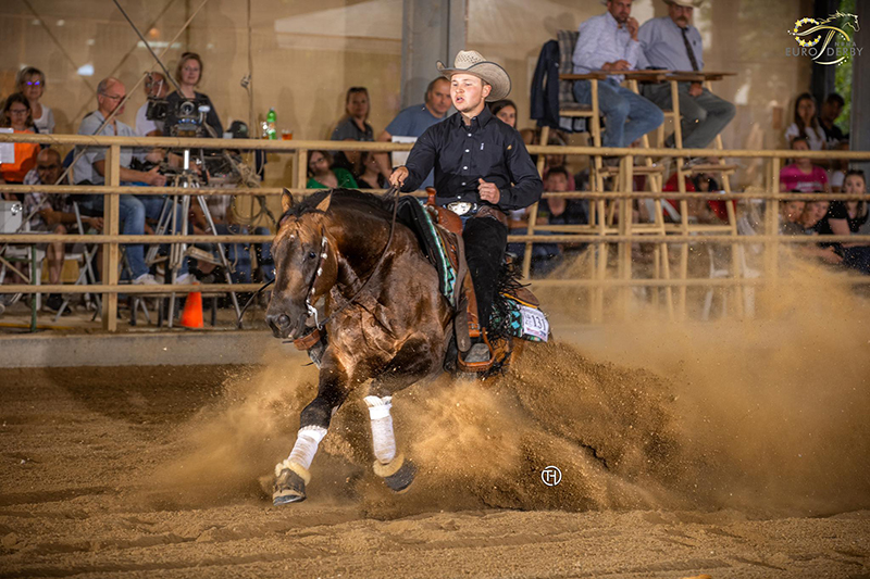 Great result for young Belgian Vannietvelt at Euro Derby