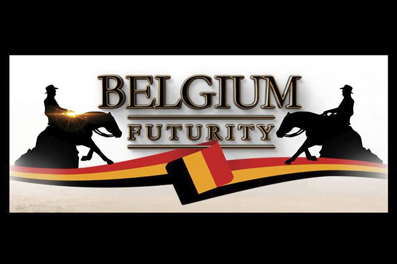 NRHA Belgium Futurity approaching